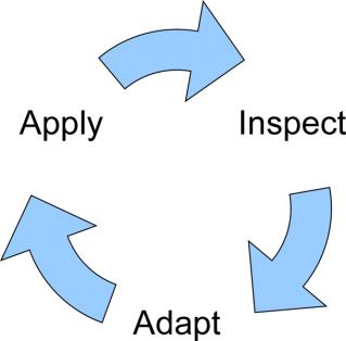 Apply, Inspect, Adapt